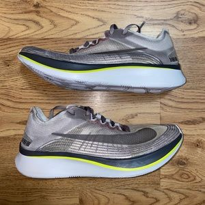 NIKE LAB Zoom Fly SP Size 9.5 Men New Running Shoe